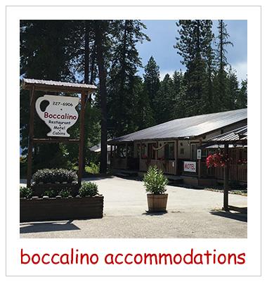 Kootenay Lake Motel, Kootenay Lake Cabins