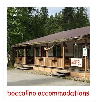 Kootenay Lake Motel, Kootenay Lake Cabins