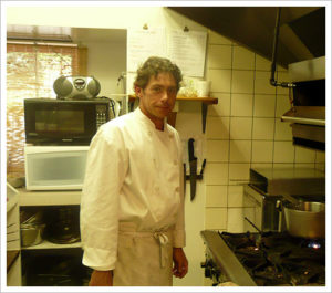 Yves Rossi - Head Chef, Boccalino
